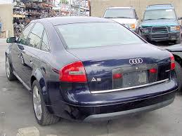 2000 Audi A6 Interior 2000 Audi A6 4 2 Quattro Parts Car Stock 004876