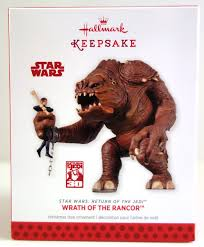 wrath of the rancor 2013 keepsake ornament by hallmark