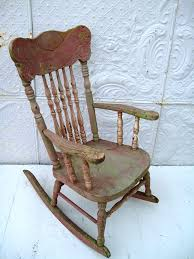 Old Rocking Chair Lace Crazy Vintage Rocking Chair My Next Redo