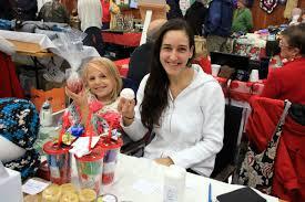 video christmas season starts with honeymoon bay craft fair