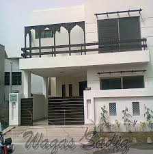 home front view design pictures in pakistan 8 marla house plans in pakistan house maps designs in pakistan 5