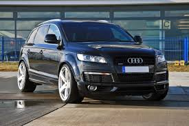 audi a7 modified ultracollect audi q7 blacked out images