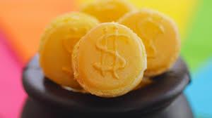 french macaron pots of gold for st patrick u0027s day gemma u0027s bigger