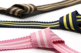 striped grosgrain ribbon stripe grosgrain ribbon sic 1120 craft materials