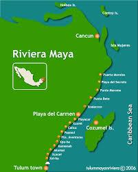Riviera Maya Map Maya Map Images Reverse Search