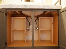 under bathroom sink storage ideas attractive under sink storage cabinet a step step guide for creating