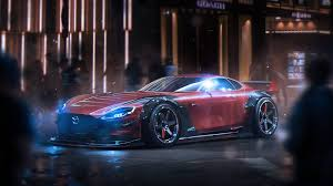 mazda sports car mazda u0027s new rotary engined sports car concept the rx vision