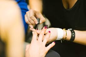 how to do a professional manicure at home