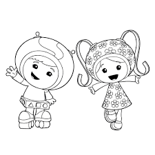 team umizoomi coloring pages cartoon coloring pages pinterest