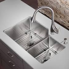 Under Mount Kitchen Sink by Kraus 32 38