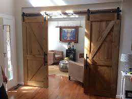 Reclaimed Wood Interior Doors Custom Reclaimed Wood Rustic Barn Doors By Carolina Wood Designs