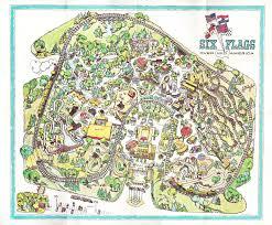 Six Flags New England Park Map Six Flags Map Florida Airport Map Orlando Airport Terminal Map