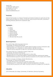 sample best resume free resume examples by industry job title