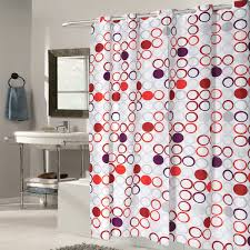 bed bath n more shower accessories sears bed bath n more ez on boho fabric with built in hooks shower curtain