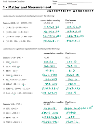 Accuracy Vs Precision Worksheet Answers Precision And Accuracy Worksheet Worksheets