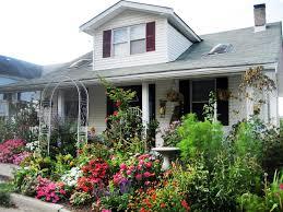 stylish front yard cottage garden ideas on gardens to love