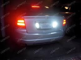 Backup Lights 25w Cree High Power Led Backup Reverse Lights On An Acura Tl