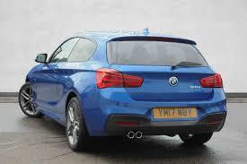 Bmw 1 Series Wagon Used Bmw 1 Series Hatchback Diesel In Estoril Blue From