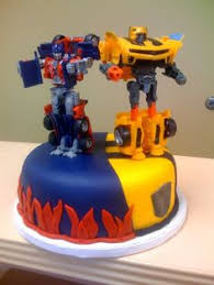 transformer birthday birthday cakes images dashing transformers birthday cake for boys