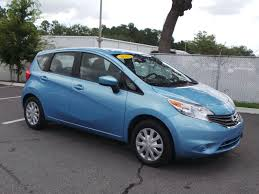 pre owned 2015 nissan versa note s plus hatchback in jacksonville
