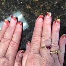 nails u0026 beautee nail salons 1496 pinehurst dr spring hill fl
