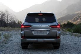 lexus lx model year changes lexus gives 2016 lx 570 new face 8 speed auto