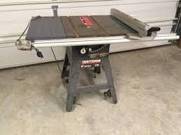use circular saw as table saw craftsman 10 table saw rebuild by brazz04 lumberjocks com