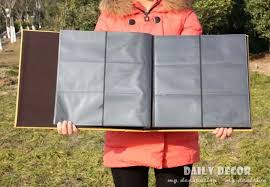 large capacity photo albums high q 600 fotoes large capacity handmade karizma