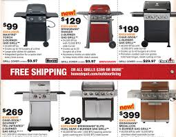 home depot black friday gas grills home depot ginormous memorial day sale 5 23 5 29