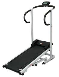 lifeline treadmill manual foldable run jogger machine 4 home gym