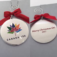 christmas ornament canada 150 keepsake u0027merry christmas