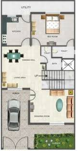 Mr Price Home Design Quarter Hours House Plan For 30 Feet By 30 Feet Plot Plot Size 100 Square Yards