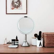 best lighting for makeup artists the mirror that s sure to give your friends total makeup vanity