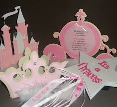 photo princess themed baby shower image
