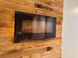 fireplace surround using reclaimed barn wood album on imgur