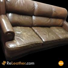 Reupholster Leather Chair Releather Before And After Gallery