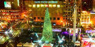 sf christmas tree lighting 2017 christmas december 2016 activities san francisco travelers guide