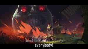 termina map hyrule warriors termina map majora s mask dlc