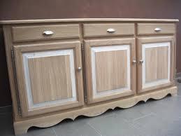 peinture bois meuble cuisine repeindre meuble cuisine bois vernis avec relooker un meuble en