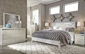 Ashley Signature Furniture Bedroom Sets by Signature Design By Ashley Dreamur Queen Panel Bed With Faux