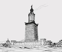 lighthouse of alexandria wikipedia