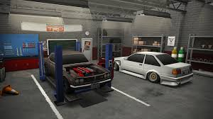 jdm tuner cars jdm tuner garage by freefall3d on deviantart