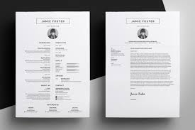 Resume Sample Letter by 70 Well Designed Resume Examples For Your Inspiration Resume Cv