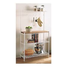Storage Bakers Rack Http Www Containerstore Com Shop Shelving Intermetro