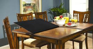 Custom Dining Room Table Pads Awesome Accessories Pool Table Pad For Your House Interior