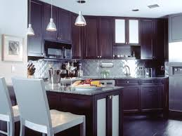 modern kitchen designs with dark cabinets u2014 smith design modern