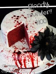 bloody murder wedding cake wedding pinterest wedding cake