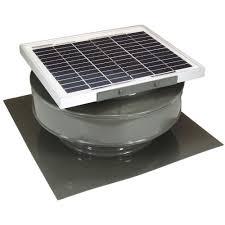 active ventilation solar attic fan attic fans u0026 vents the