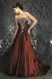 cheap wedding dresses in colors colorful wedding dress 2012