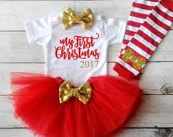 my christmas baby girl my christmas etsy